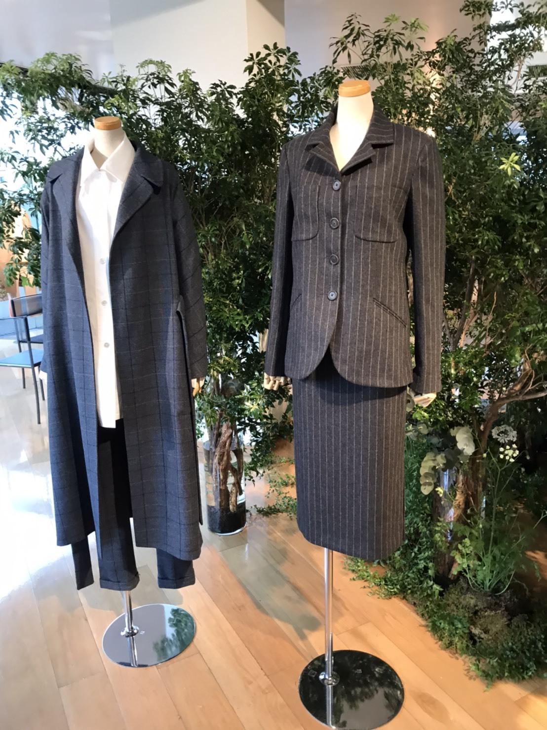 JUNKO SHIMADA展示会♪_d0339889_20185834.jpg