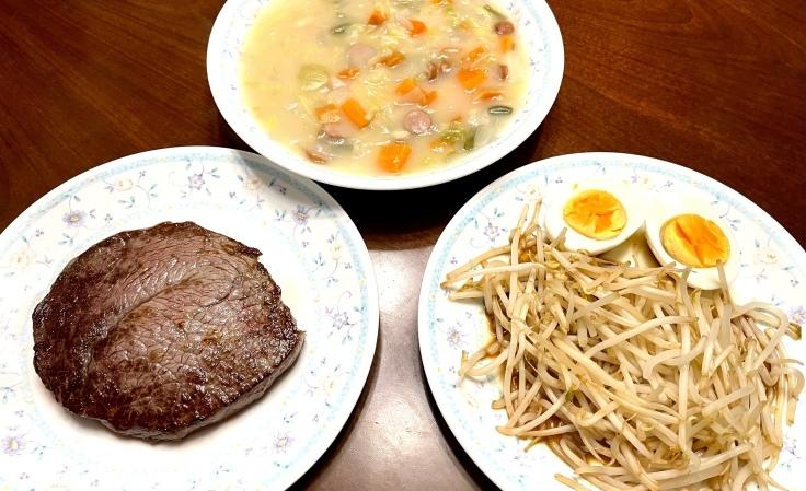 4/16(金)の夕ごはん - よく飲むオバチャン☆本日のメニュー