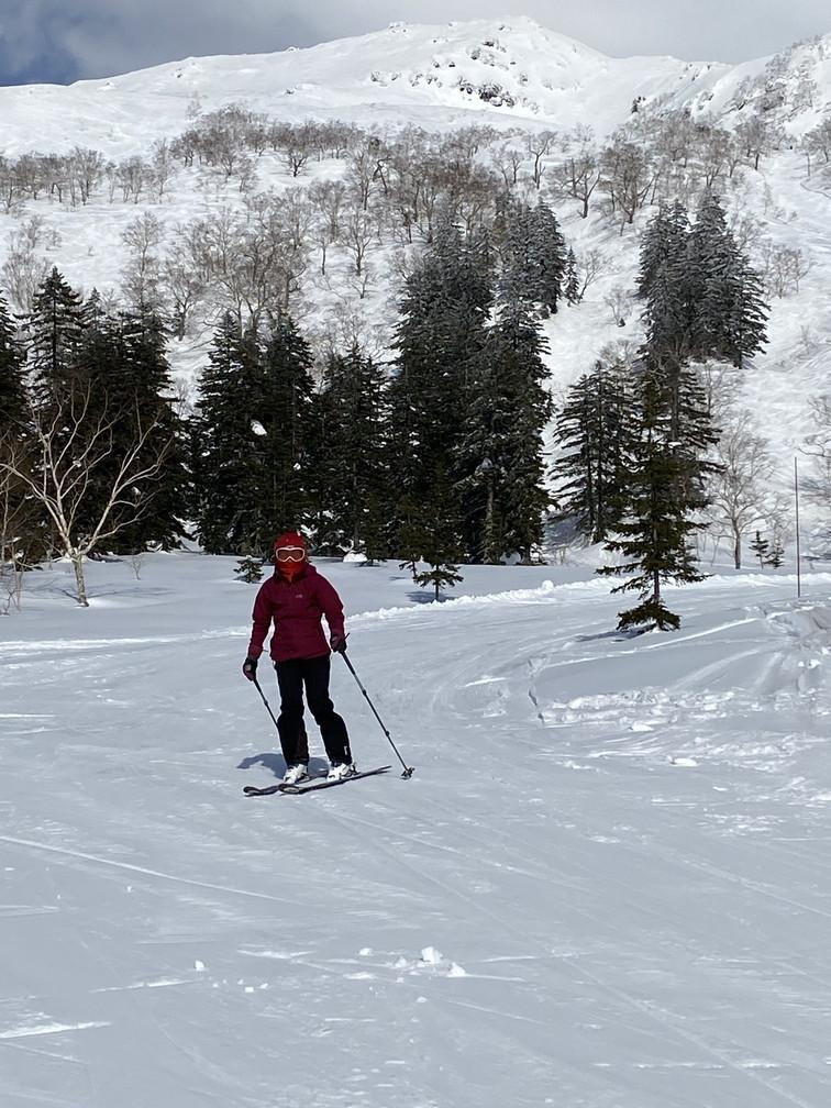 """2021年3月 『山スキーの大雪旭岳、ニセコ、羊蹄山』  March 2021 \""""Ski in Mt Taisetsu, Mt Niseko & Mt Yotei\""""_c0219616_17251603.jpg"""