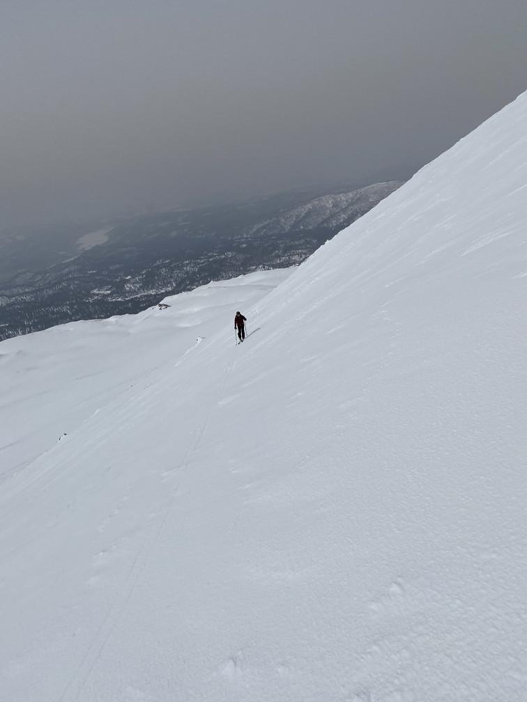 """2021年3月 『山スキーの大雪旭岳、ニセコ、羊蹄山』  March 2021 \""""Ski in Mt Taisetsu, Mt Niseko & Mt Yotei\""""_c0219616_17251760.jpg"""