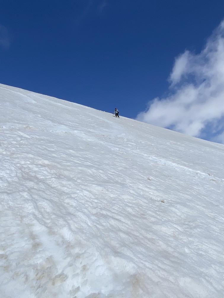 """2021年3月 『山スキーの大雪旭岳、ニセコ、羊蹄山』  March 2021 \""""Ski in Mt Taisetsu, Mt Niseko & Mt Yotei\""""_c0219616_17433116.jpg"""