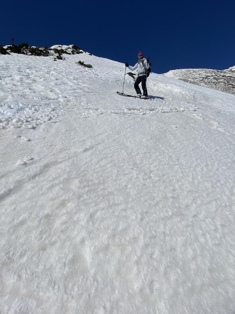 """2021年3月 『山スキーの大雪旭岳、ニセコ、羊蹄山』  March 2021 \""""Ski in Mt Taisetsu, Mt Niseko & Mt Yotei\""""_c0219616_17565485.jpg"""