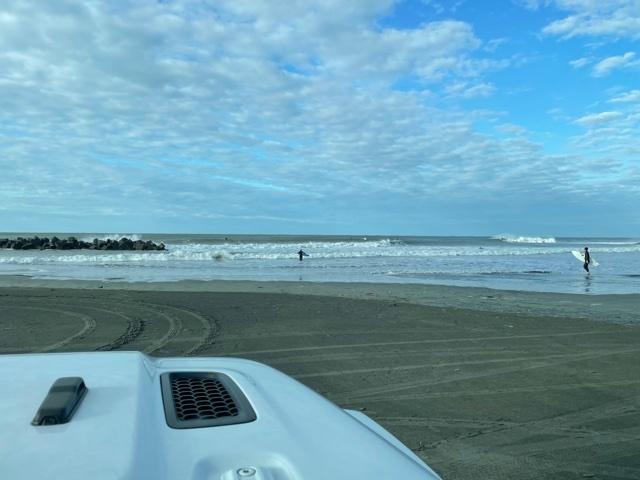 JL ラングラー アンリミテッドで サーフィンに行ってきました_b0123820_09513319.jpg