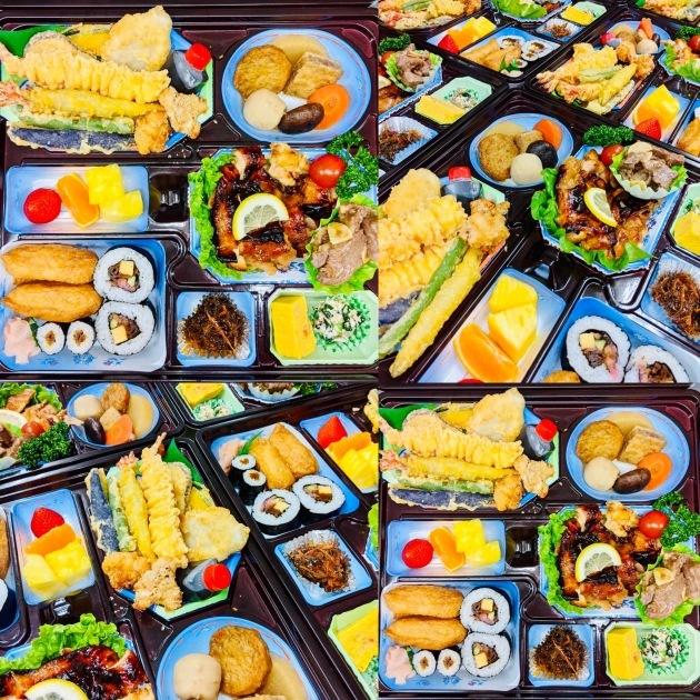 特製仕出し料理(助六入り)_d0355765_19420161.jpeg