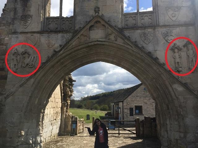 おとなの遠足、修道院の遺跡へ!_a0123372_23362642.jpg