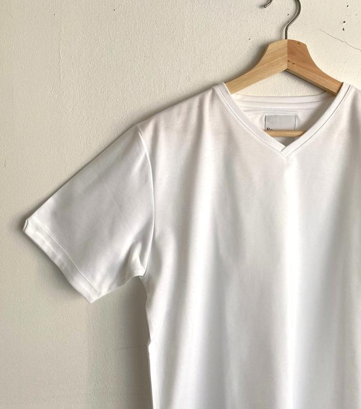Tokyo Made Dress T-shirt (V-neck)_c0379477_08002401.jpg