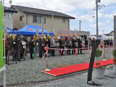 第2回奥州いえ博パレット村 オープンイベント開催報告_e0150787_14061240.jpg