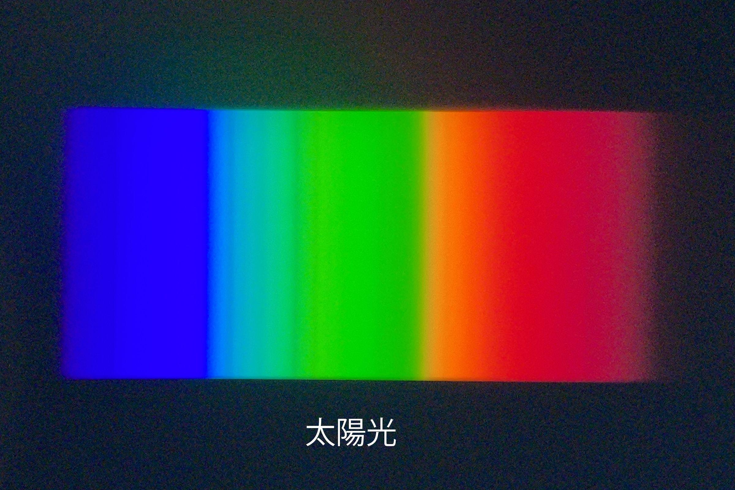 光源の分光観察。自宅の光害スペクトル_e0107605_16524736.jpg