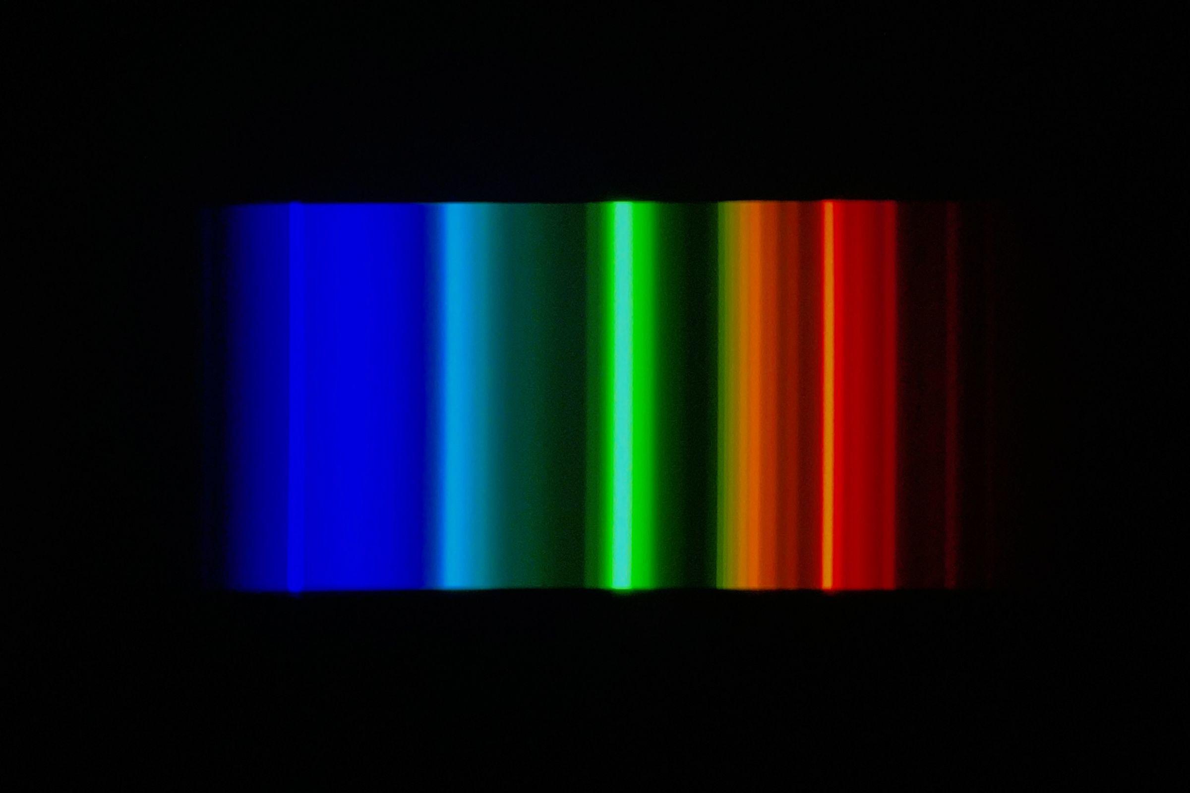 光源の分光観察。自宅の光害スペクトル_e0107605_16580492.jpg