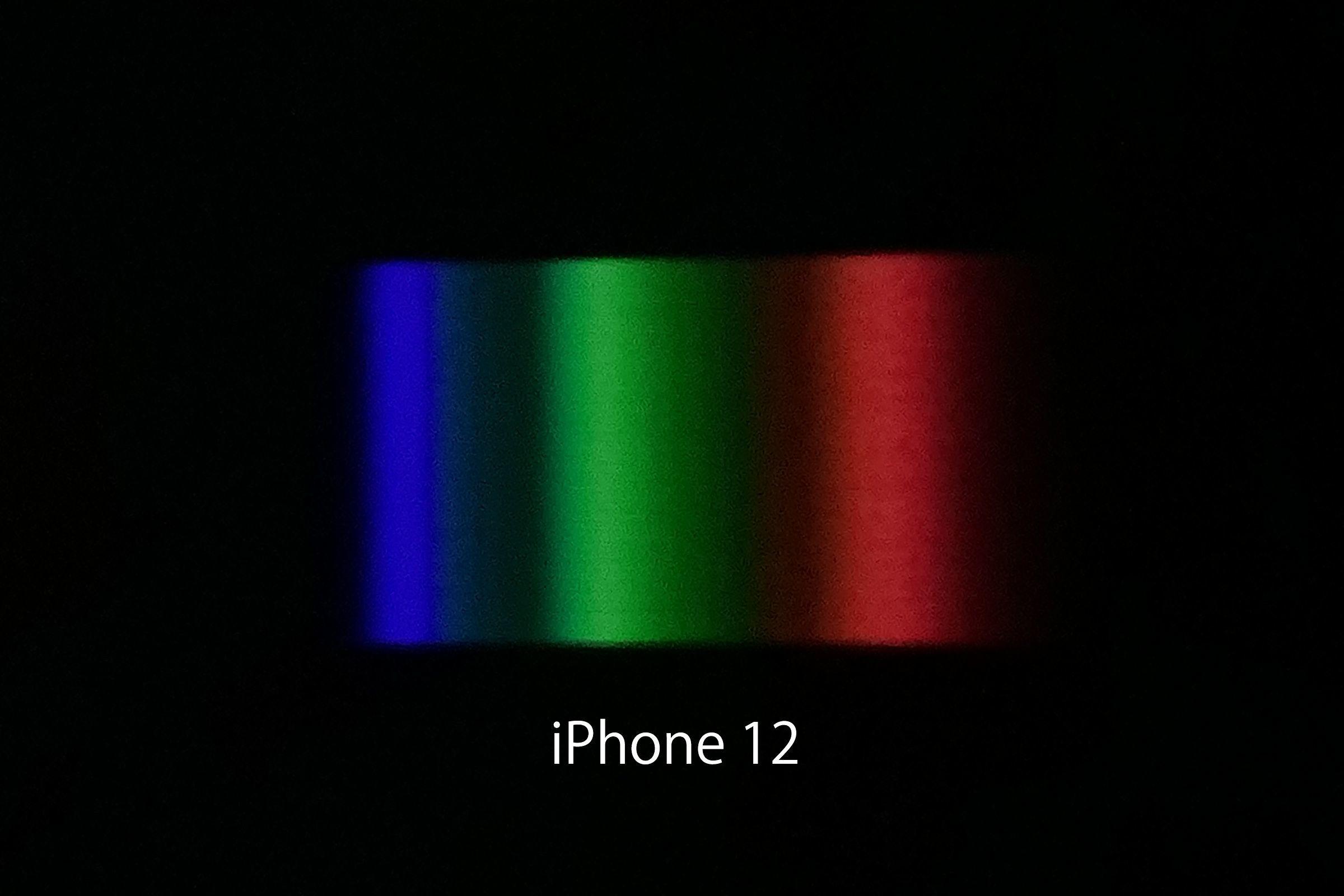 光源の分光観察。自宅の光害スペクトル_e0107605_16584638.jpg