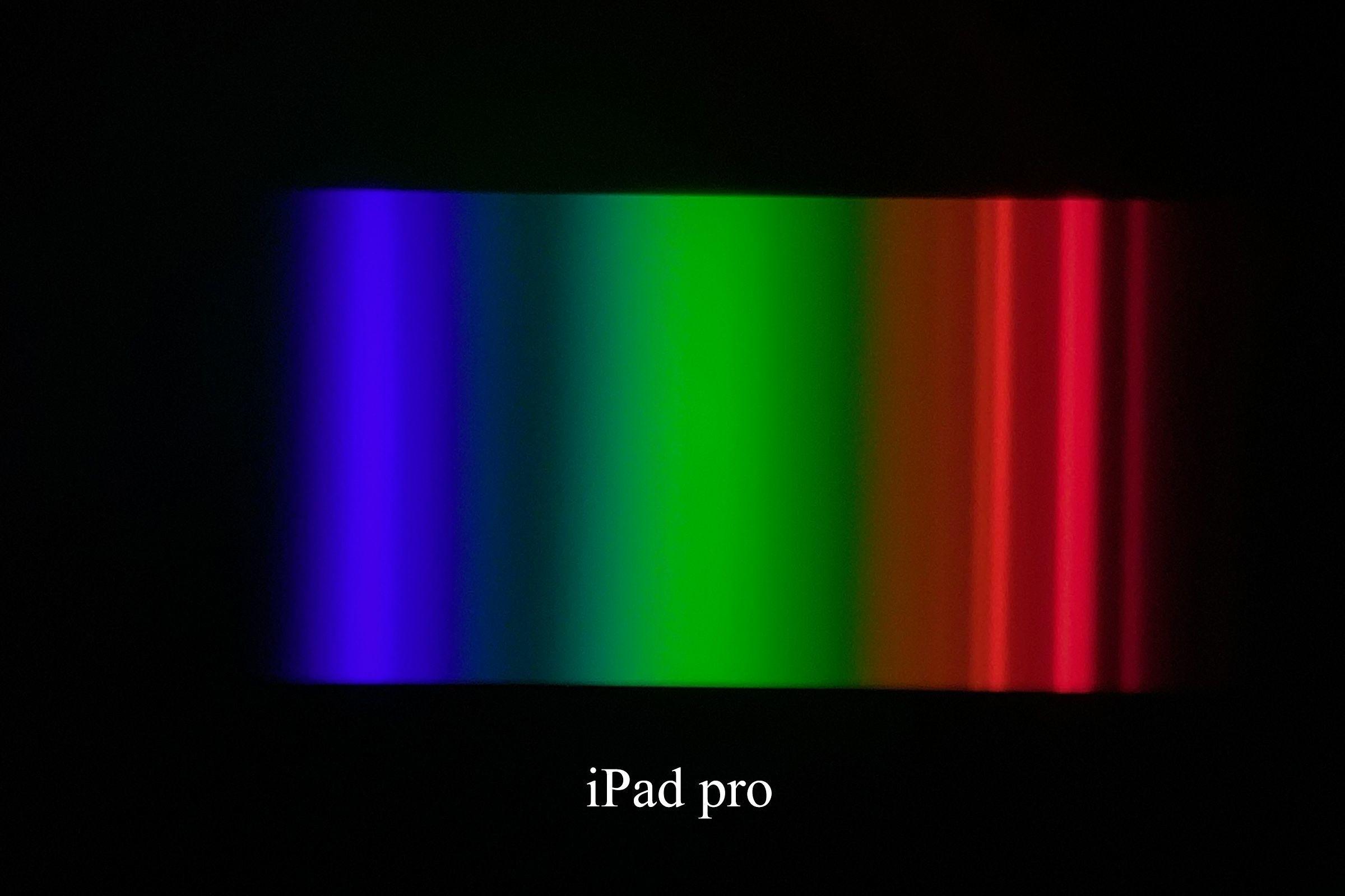 光源の分光観察。自宅の光害スペクトル_e0107605_16593752.jpg
