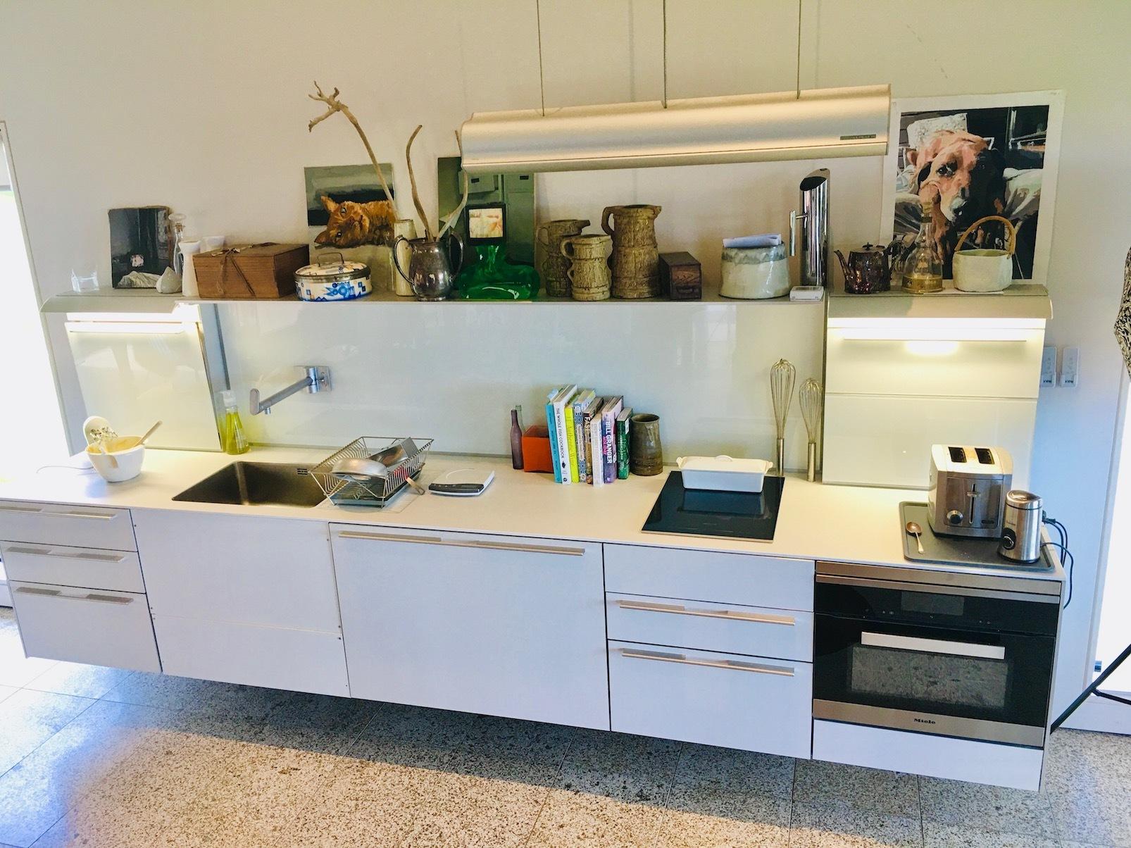 宝の持ち腐れ的キッチンにて/ Unused Bulthaup Kitchen_e0310424_17362393.jpg