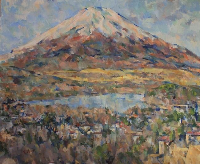 富士と山中湖_c0236929_13294227.jpg