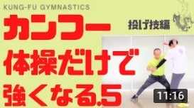【カンフー体操だけで強くなる.5】投げ技編_a0039748_12583692.jpg
