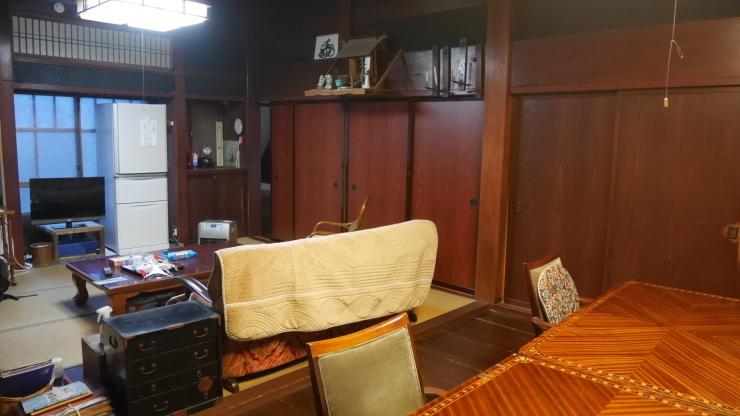 元北前船船主の邸宅に泊るー加賀市橋立「民宿北前船」_a0385880_13074146.jpg