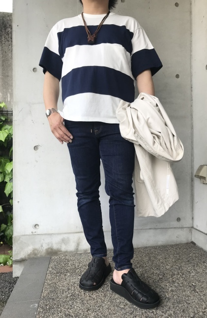 The Sandalman  NEW 当店別注  The Smarachee Slip on_d0152280_10454280.jpeg