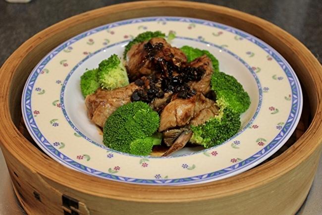 フライパンで中華風ネギ餅。材料は小麦粉と万能ネギ、塩とラードだけ。_a0223786_16541315.jpg