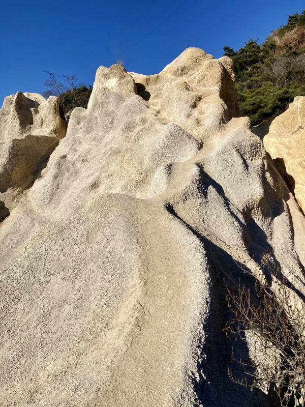 Ashiya Rock Garden Scrambling Classics FKT(Fastest Known Time) 芦屋ロックガーデン&荒地山のクラッシック岩場巡り_b0220886_10145405.jpg
