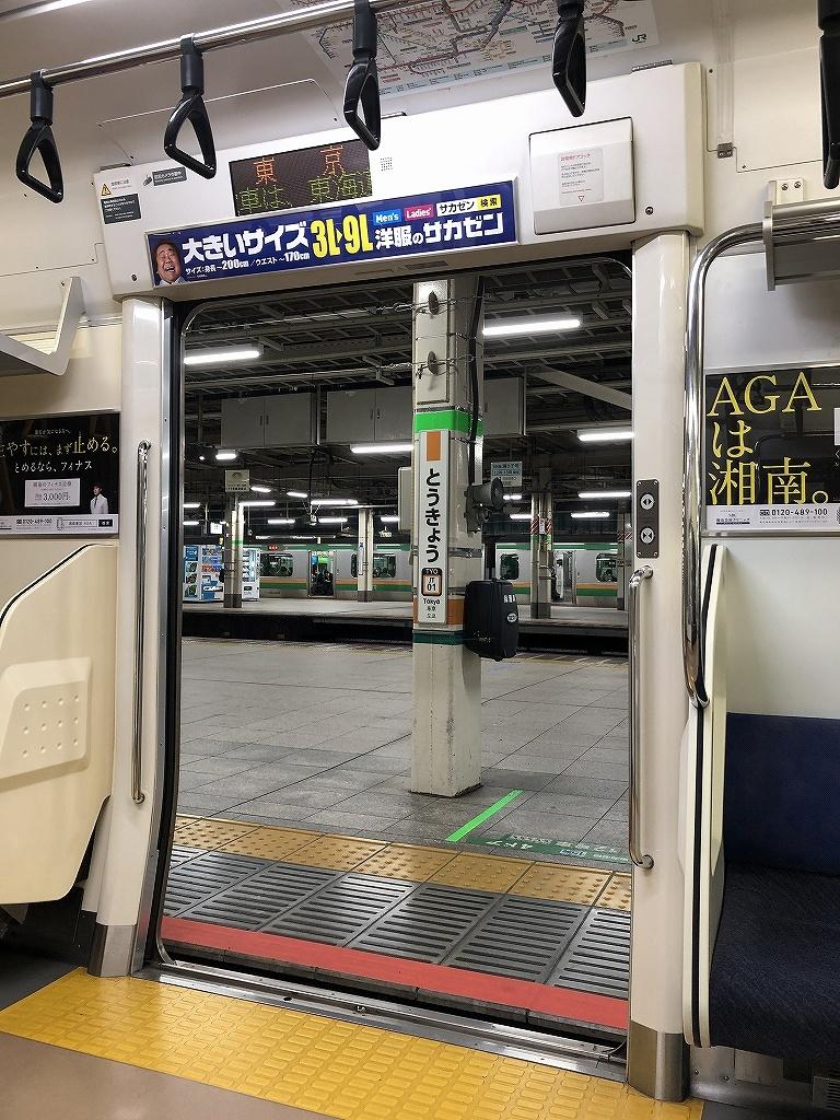 ある風景:変わってしまった日常@Osaki,Tokyo station_d0393923_23300863.jpg