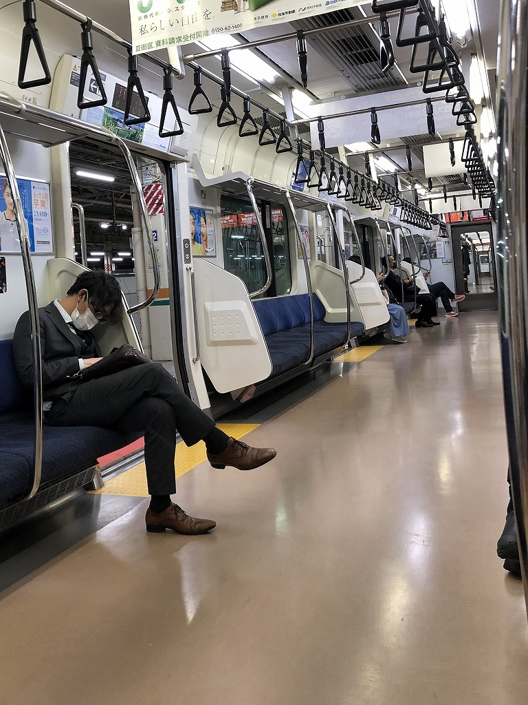 ある風景:変わってしまった日常@Osaki,Tokyo station_d0393923_23300934.jpg