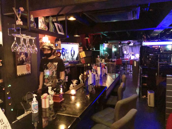 京都  Live & salon 夜想_d0060251_16080909.jpg