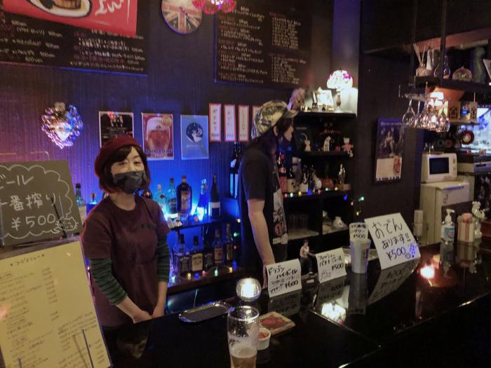 京都  Live & salon 夜想_d0060251_16085503.jpg