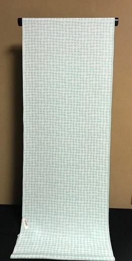 単衣にも・西陣まいづる紙布名古屋帯+御召。_f0181251_19101499.jpg