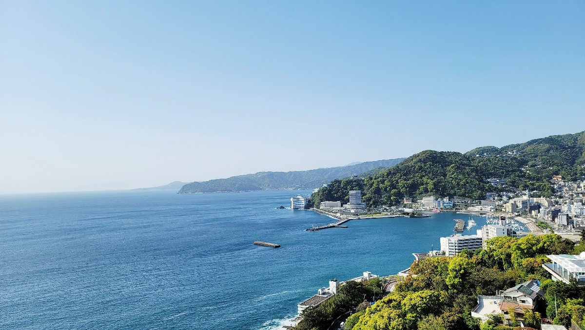 Our Atami trip and day22 - Good Morning, Gorgeous.