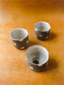 めいポタ 鈴木明美さんの大人気シリーズ「白い壁」「水玉」シリーズが入荷しました!!! part2_b0225561_15404589.jpg