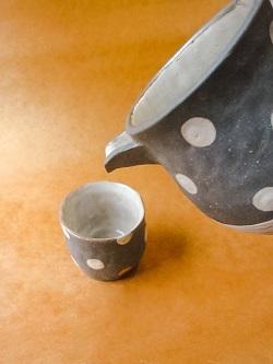 めいポタ 鈴木明美さんの大人気シリーズ「白い壁」「水玉」シリーズが入荷しました!!! part2_b0225561_15405331.jpg