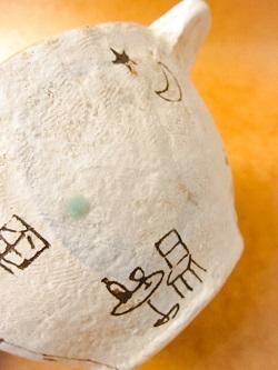 めいポタ 鈴木明美さんの大人気シリーズ「白い壁」「水玉」シリーズが入荷しました!!! part1_b0225561_16453653.jpg