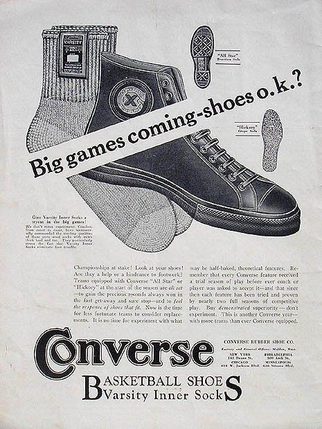 マグネッツ神戸店 6/9(水)Vintage入荷! #1 Vintage Sneaker!!!_c0078587_15130568.jpg