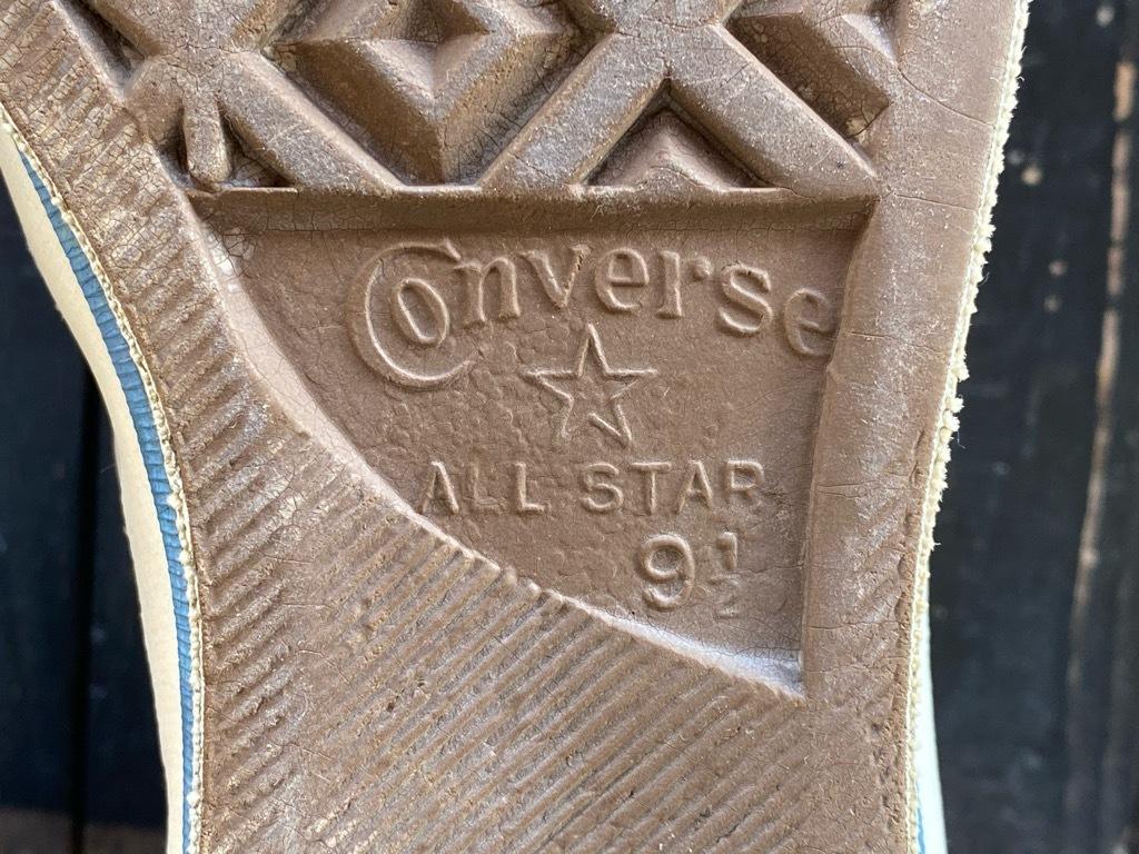 マグネッツ神戸店 4/21(水)Vintage入荷! #5 Converse Chuck Taylor All Star !!!_c0078587_18431800.jpg