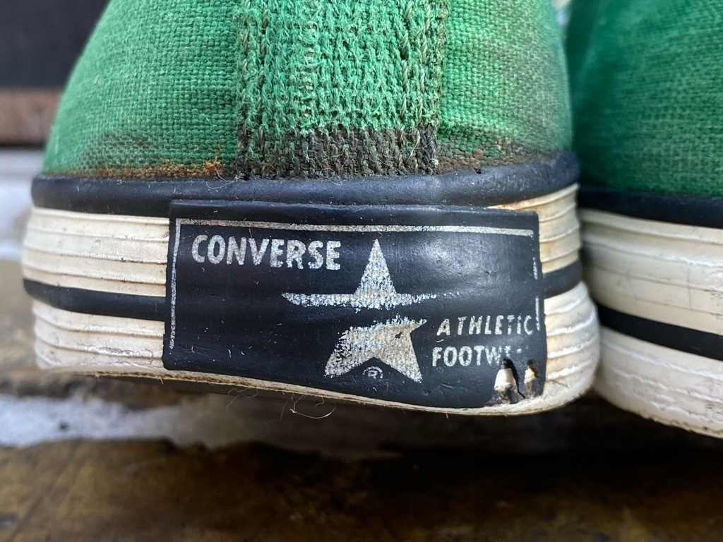 マグネッツ神戸店 4/21(水)Vintage入荷! #5 Converse Chuck Taylor All Star !!!_c0078587_18491307.jpg