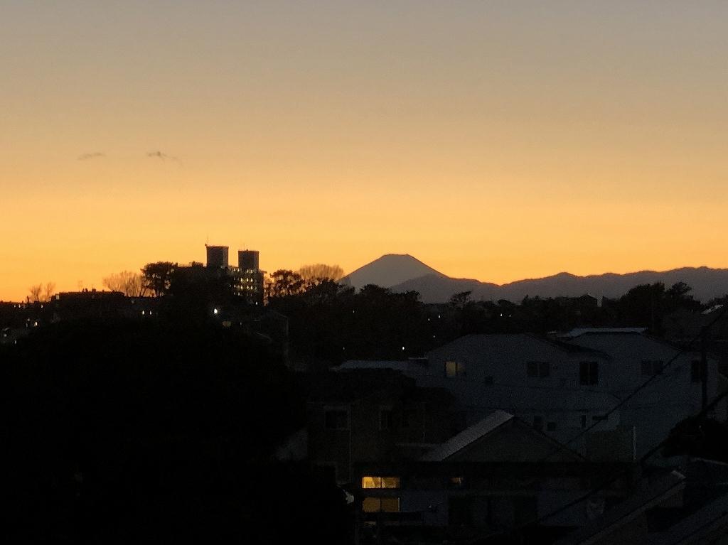 ある風景:Mt.Fuji@View from Yokohama_d0393923_21524394.jpg