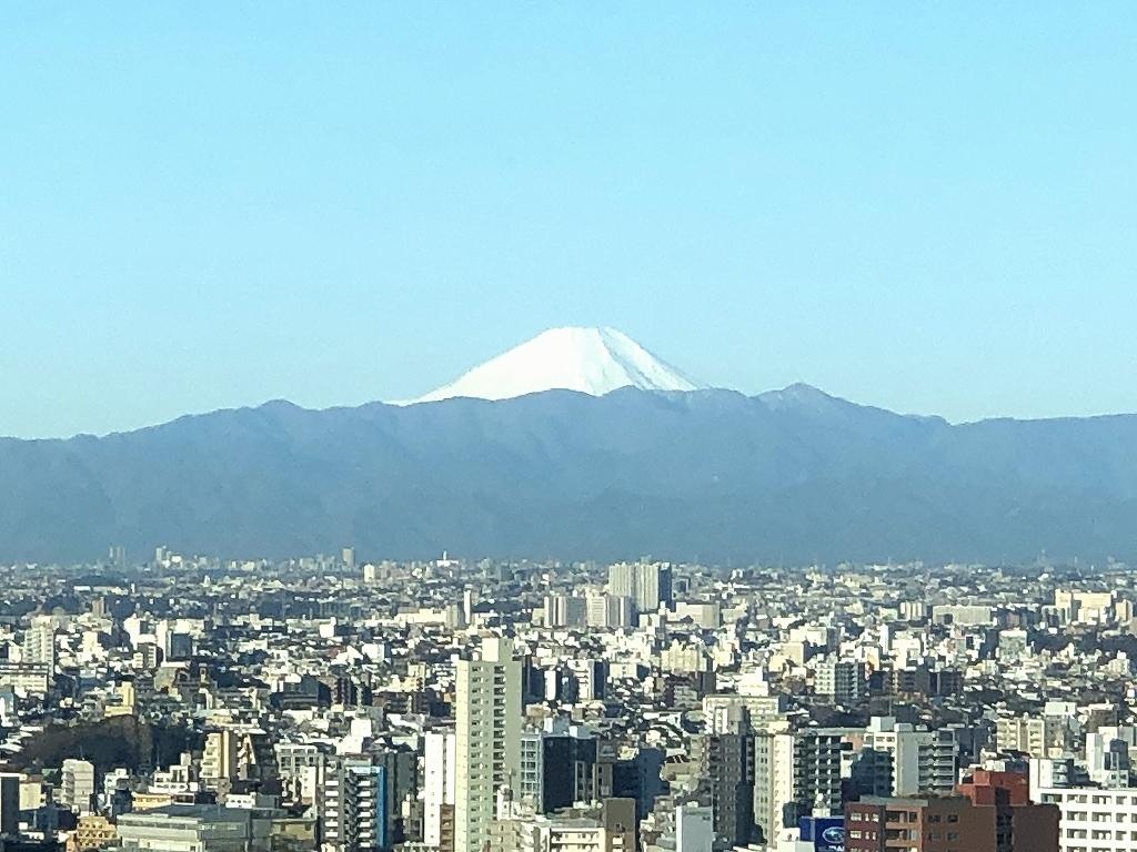ある風景:Mt.Fuji@View from Yokohama_d0393923_21524419.jpg