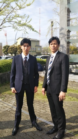 長男の進学_e0184224_09591316.jpg
