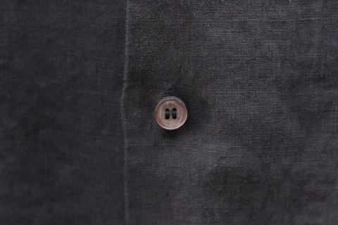"「WORKERS」 \""Open Collar Shirt, Black Linen\"" & 「Vintage Dress Shoes」 ご紹介_f0191324_08313300.jpg"