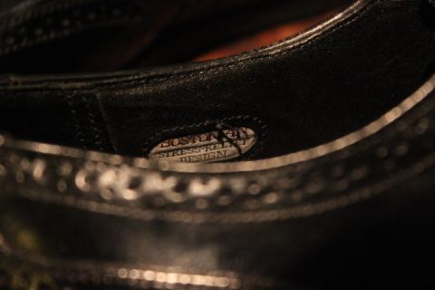 "「WORKERS」 \""Open Collar Shirt, Black Linen\"" & 「Vintage Dress Shoes」 ご紹介_f0191324_08334766.jpg"