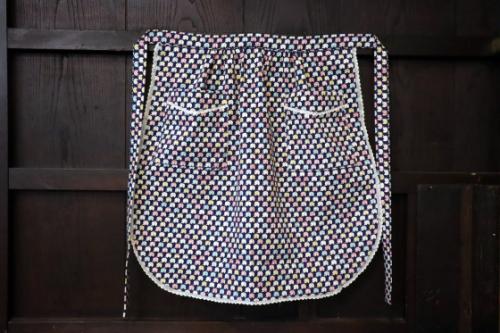 裁縫 ~ ゾウさん柄のエプロン ~_e0222340_12570530.jpg