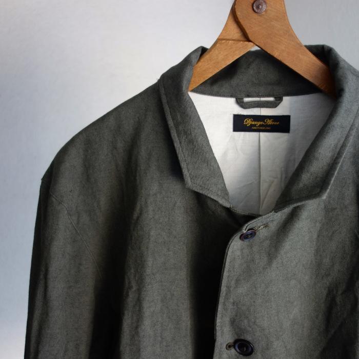 4月の製作 / classic irishworker jacket_e0130546_12422907.jpg
