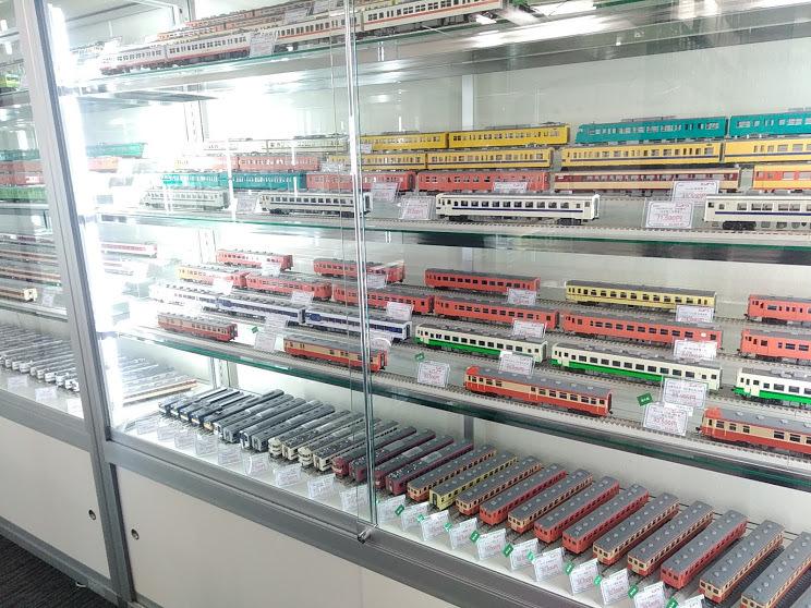 モデルプラザ・エンドウ大阪店開店2周年記念フェアー準備中です - エンドウ新製品情報ブログ