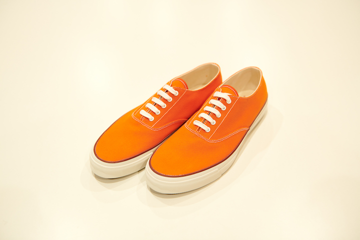 """WAKOUWA DECK SHOES LOW ORANGE\""ってこんなこと。_c0140560_10345702.jpg"
