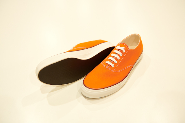 """WAKOUWA DECK SHOES LOW ORANGE\""ってこんなこと。_c0140560_10350427.jpg"