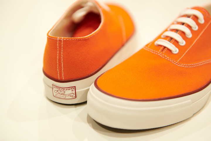 """WAKOUWA DECK SHOES LOW ORANGE\""ってこんなこと。_c0140560_10351043.jpg"