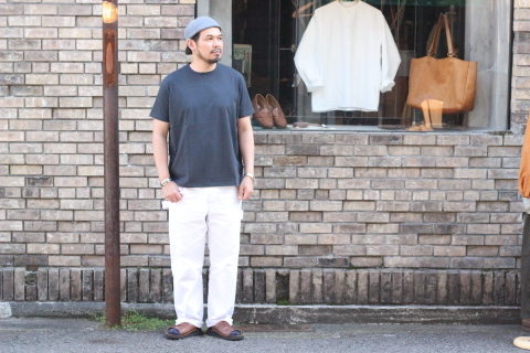"「WORKERS」 ""3 PLY T, Slim\"" & 「Vintage Dress Shoes」 ご紹介_f0191324_07525432.jpg"
