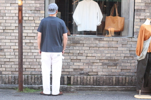 "「WORKERS」 ""3 PLY T, Slim\"" & 「Vintage Dress Shoes」 ご紹介_f0191324_07530202.jpg"