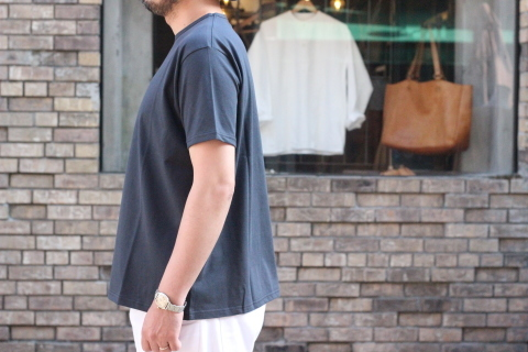 "「WORKERS」 ""3 PLY T, Slim\"" & 「Vintage Dress Shoes」 ご紹介_f0191324_07531518.jpg"