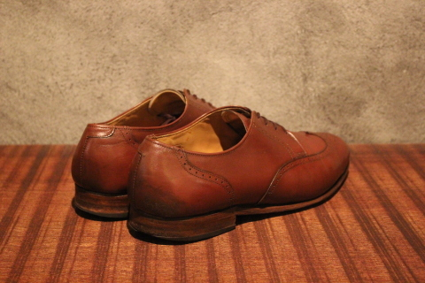 "「WORKERS」 ""3 PLY T, Slim\"" & 「Vintage Dress Shoes」 ご紹介_f0191324_07552637.jpg"