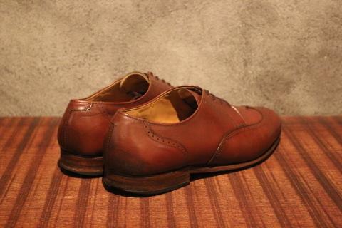 "「WORKERS」 \""3 PLY T, Slim\"" & 「Vintage Dress Shoes」 ご紹介_f0191324_07552637.jpg"